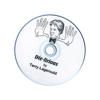 Die-Liriious by Terry LaGerould - DVD