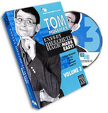 Mullica Expert Impromptu Magic Made Easy Tom Mullica- #3, DVD