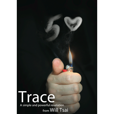 Trace  (Props and DVD)  by Will Tsai and SansMinds - DVD