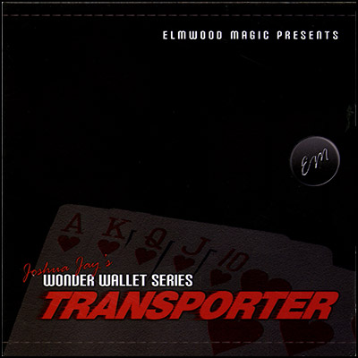 Transporter (with DVD and Red Cards)