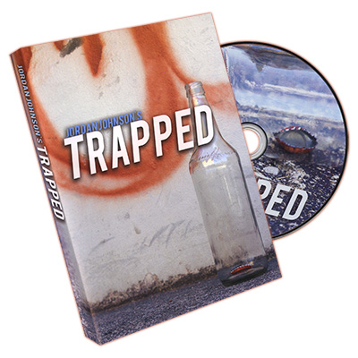 Trapped by Jordan Johnson - DVD