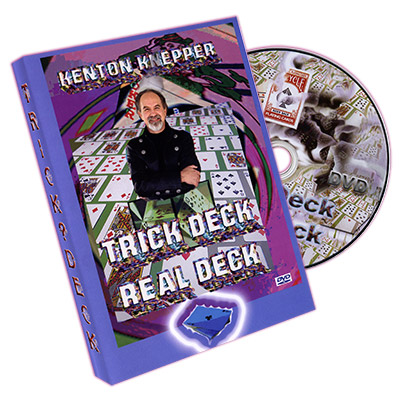 Trick Deck - Real Deck by Kenton Knepper - DVD