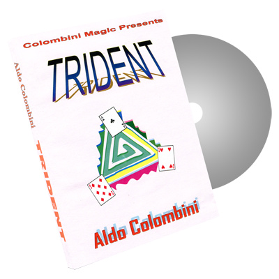 Trident by Wild-Colombini Magic - DVD