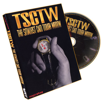 TSCTW (The Smallest Card Through Window) by Magicshop - DVD