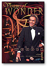 Tommy Wonder Visions of Wonder- #1, DVD