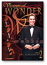 Tommy Wonder Visions of Wonder- #2, DVD