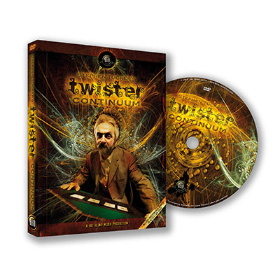 Twister Continuum (With Gimmick) by Stephen Tucker & Big Blind Media - DVD