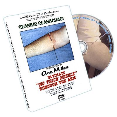Ultimate No Trick Needle Through Arm - Seamus Seanachaoi