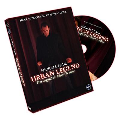 Urban Legend - Michael Paul - DVD