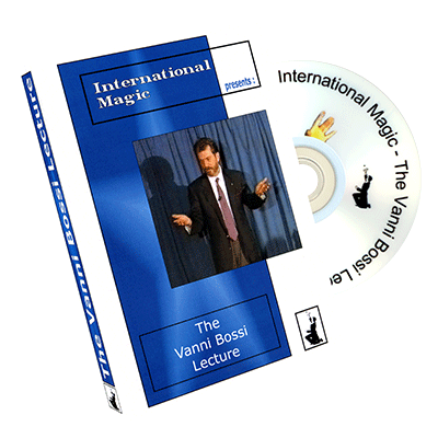 The Vanni Bossi Lecture by International Magic - DVD