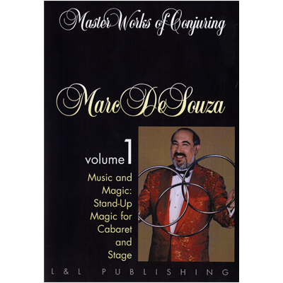 Master Works of Conjuring Vol. 1 by Marc DeSouza video DOWNLOAD