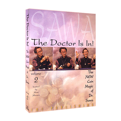 The Doctor Is In The New Coin Magic of Dr. Sawa Vol 2 video DOWNLOAD
