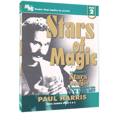 Stars Of Magic #2 (Paul Harris) DOWNLOAD
