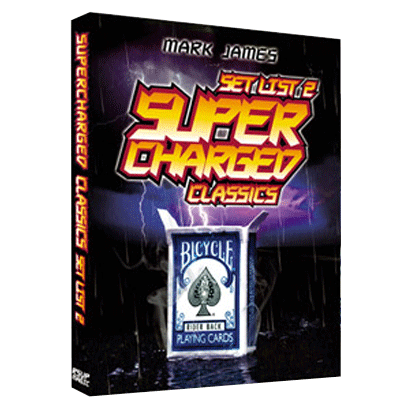 Super Charged Classics Vol 2 by Mark James and RSVP - video - DOWNLOAD