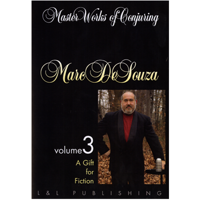 Master Works of Conjuring Vol. 3 by Marc DeSouza video DOWNLOAD