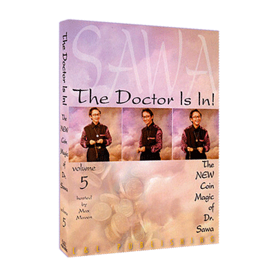 The Doctor Is In The New Coin Magic of Dr. Sawa Vol 5 video DOWNLOAD
