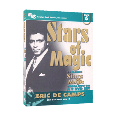 Stars Of Magic #6 (Eric DeCamps) Video DOWNLOAD