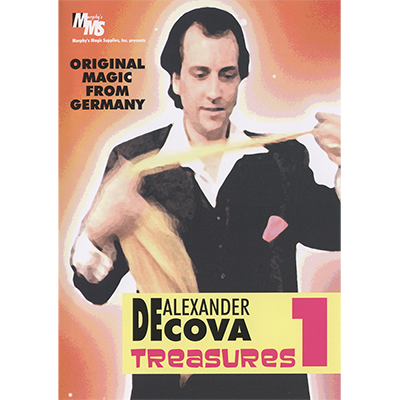 Treasures Vol 1 by Alexander DeCova - video DOWNLOAD