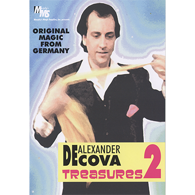 Treasures Vol 2 by Alexander DeCova - video DOWNLOAD