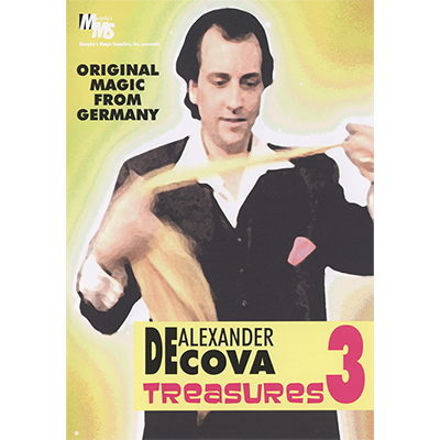 Treasures Vol 3 by Alexander DeCova - DOWNLOAD