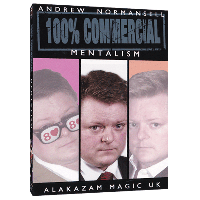 100 percent Commercial Volume 2 Mentalism by Andrew Normansell video DOWNLOAD