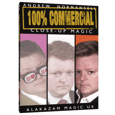 100 percent Commercial Volume 3 Close Up Magic by Andrew Normansell video DOWNLOAD