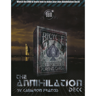Annihilation Deck by Cameron Francis & Big Blind Media DOWNLOAD