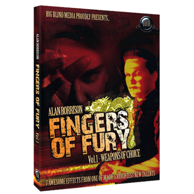 Fingers of Fury Vol.1 (Weapons Of Choice) Video DOWNLOAD
