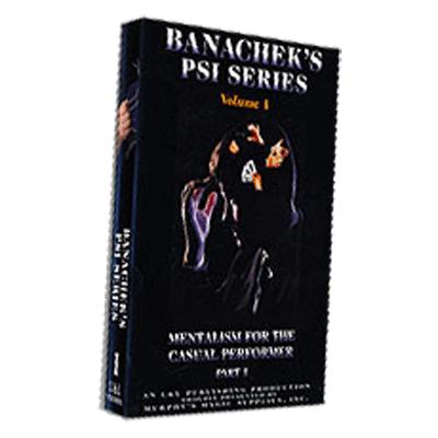 Psi Series Banachek #1 video DOWNLOAD