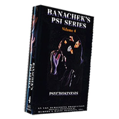Psi Series Banachek No.4 video DOWNLOAD