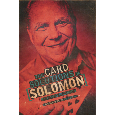 The Card Solutions of Solomon (3 Volume Set) by David Solomon &
