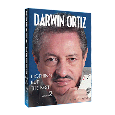 Darwin Ortiz - Nothing But The Best V2 by L&L Publishing video D
