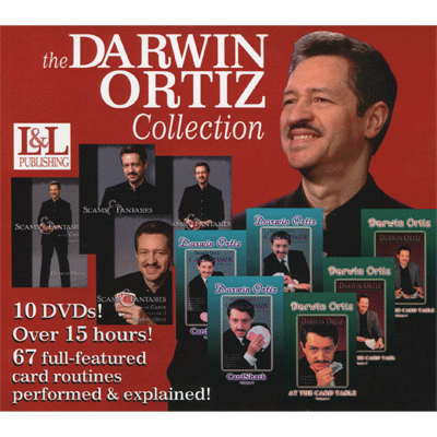 Darwin Ortiz Collection (10 Video set) video DOWNLOAD