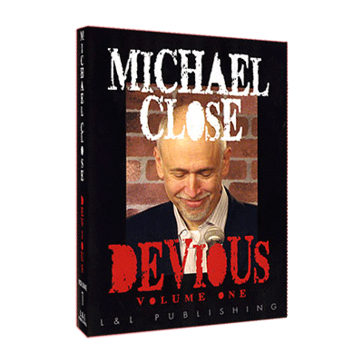 Devious Volume 1 by Michael Close and L&L Publishing video DOWNL