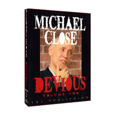 Devious Volume 2 by Michael Close and L&L Publishing video DOWNL