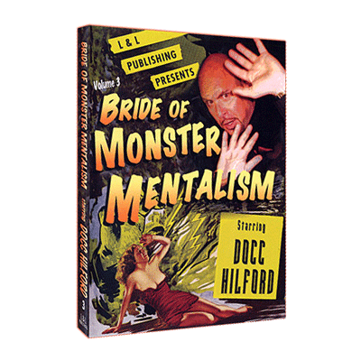 Bride Of Monster Mentalism Volume 3 by Docc Hilford video DOWNLOAD