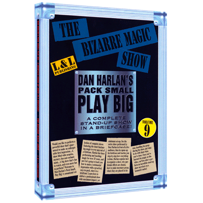 Harlan The Bizarre Magic Show - VIDEO DESCARGA