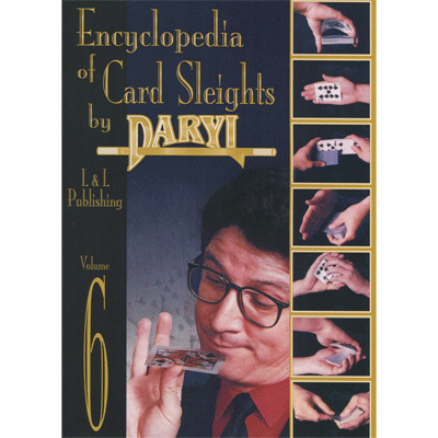 Encyclopedia of Card Sleights Volume 6 by Daryl Magic video DOWN