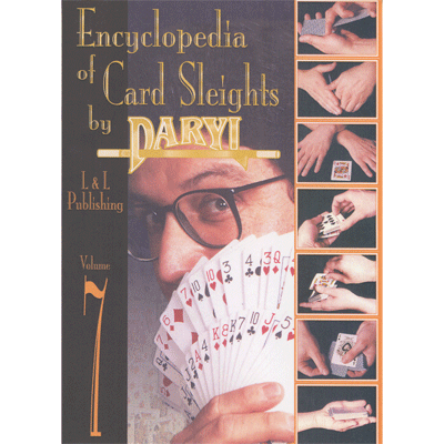Encyclopedia of Card Sleights Volume 7 by Daryl Magic video DOWN
