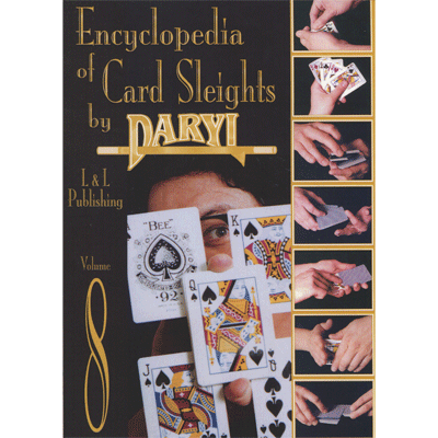Encyclopedia of Card Sleights Volume 8 by Daryl Magic video DOWN