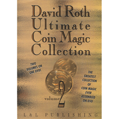 David Roth Ultimate Coin Magic Collection Vol 2 video DOWNLOAD