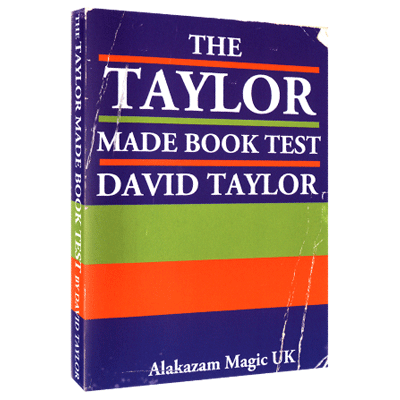 Taylor Made Book Test Video DOWNLOAD