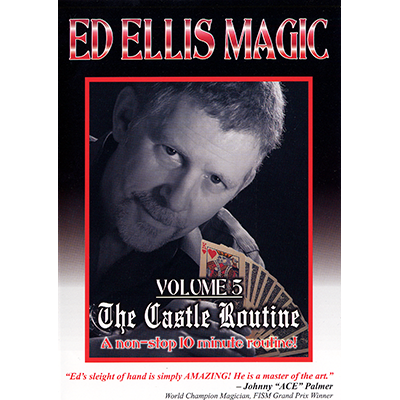 The Castle Routine by Ed Ellis - VOL.5 video DOWNLOAD