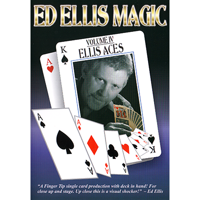 Ellis Aces IV (Vol.4)by Ed Ellis video DOWNLOAD