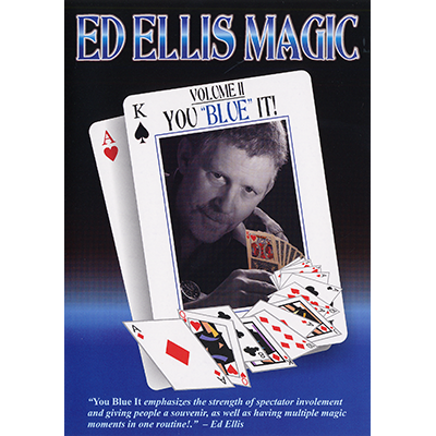 You Blue It - Ed Ellis - VIDEO DESCARGA
