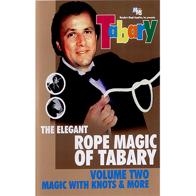 Tabary Elegant Rope Magic Volume 2 by Murphy's Magic Supplies -  Inc. video DOWNLOAD
