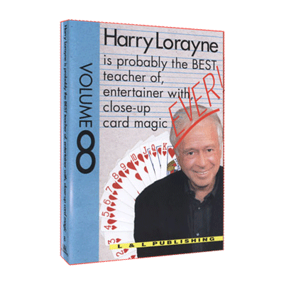Harry Lorayne Best Ever Collection #8 Streaming Video