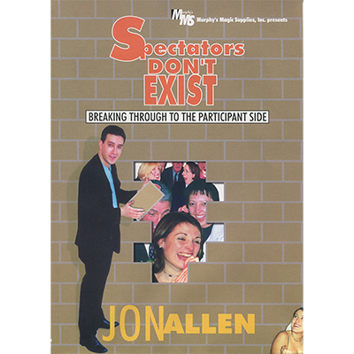 Spectators Don't Exist by Jon Allen - Video DOWNLOAD