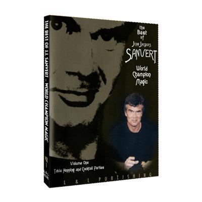 Best of Jean Jacques Sanvert World Champion Magic Volume 1 video DOWNLOAD