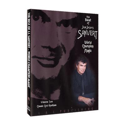 Best of Jean Jacques Sanvert World Champion Magic Volume 2 video DOWNLOAD